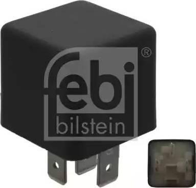 Febi Bilstein 35475 - Реле аварийной световой сигнализация autodif.ru