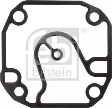 Febi Bilstein 35737 - Уплотнительное кольцо, компрессор autodif.ru