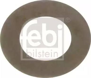 Febi Bilstein 31815 - Плоская шайба, ременный шкив - коленчатый вал autodif.ru