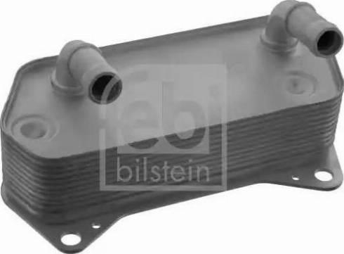 Febi Bilstein 38787 - Масляный радиатор, автоматическая коробка передач autodif.ru