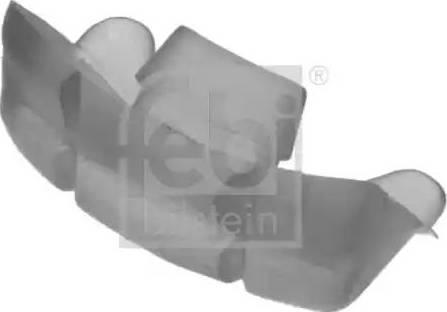 Febi Bilstein 37968 - Регулировочный элемент, регулировка сидения autodif.ru