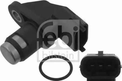 Febi Bilstein 29547 - Датчик частоты вращения, ступенчатая коробка передач autodif.ru