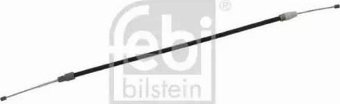 Febi Bilstein 23785 - Трос, стояночная тормозная система autodif.ru