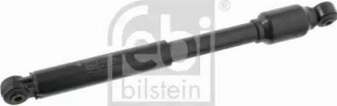 Febi Bilstein 27569 - Амортизатор рулевого управления autodif.ru