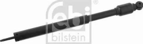 Febi Bilstein 27612 - Амортизатор рулевого управления autodif.ru