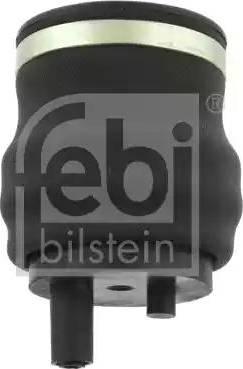 Febi Bilstein 27050 - Баллон пневматической рессоры, крепление кабины autodif.ru