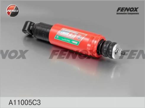 Fenox A11005C3 - Амортизатор autodif.ru