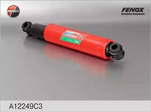 Fenox A12249C3 - Выключатель, фиксатор двери autodif.ru