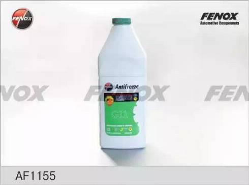 Fenox AF1155 - Антифриз autodif.ru