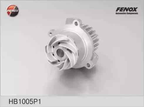 Fenox HB1005P1 - Водяной насос autodif.ru