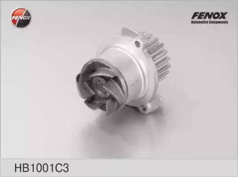 Fenox HB1001C3 - Водяной насос autodif.ru