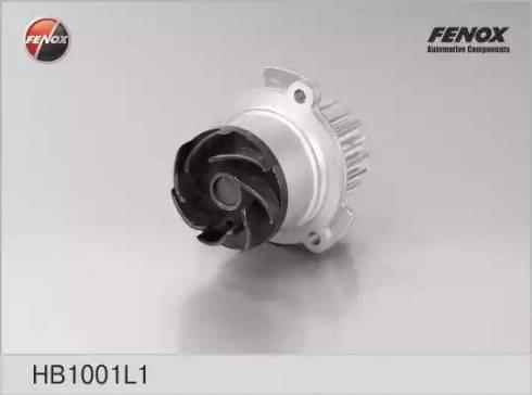 Fenox HB1001L1 - Водяной насос autodif.ru