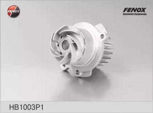 Fenox HB1003P1 - Водяной насос autodif.ru