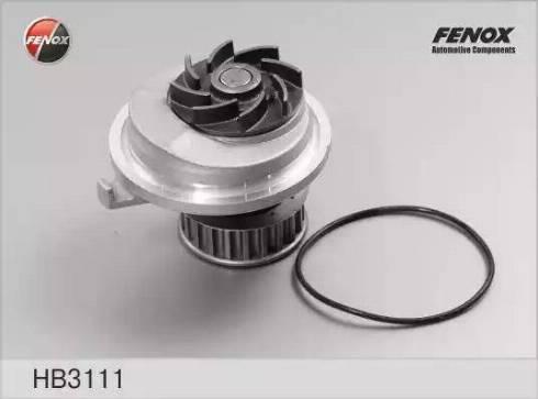 Fenox HB3111 - Водяной насос autodif.ru
