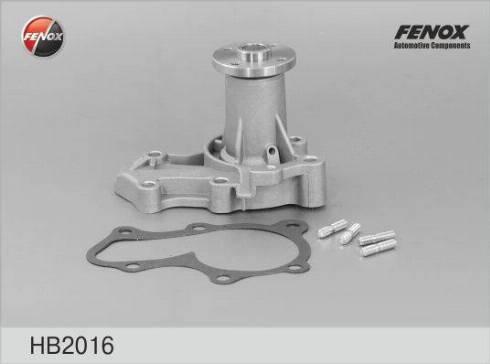 Fenox HB2016 - Водяной насос autodif.ru