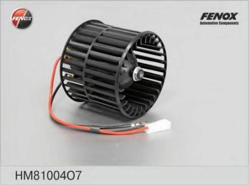 Fenox HM81004O7 - Вентилятор, охлаждение двигателя autodif.ru