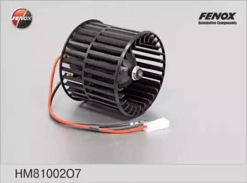Fenox HM81002O7 - Вентилятор салона autodif.ru