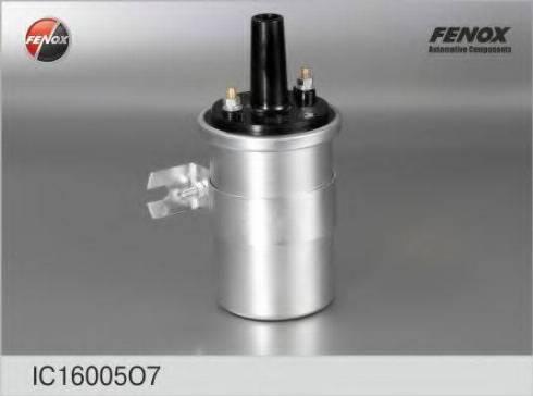 Fenox IC16005O7 - Катушка зажигания autodif.ru