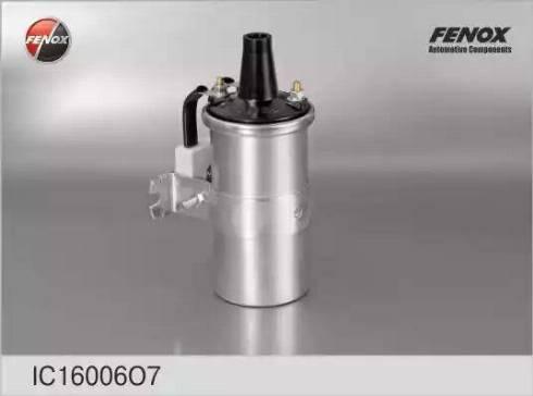Fenox IC16006O7 - Катушка зажигания autodif.ru
