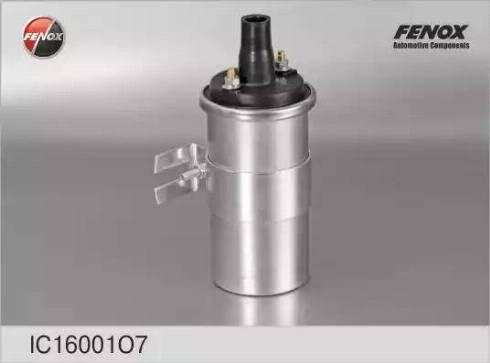 Fenox IC16001O7 - Катушка зажигания autodif.ru