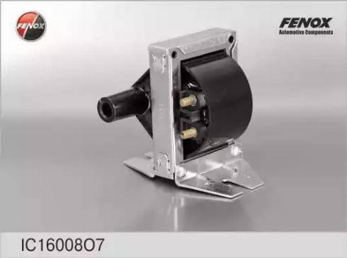 Fenox IC16008O7 - Катушка зажигания autodif.ru