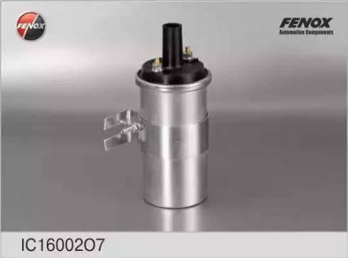 Fenox IC16002O7 - Катушка зажигания autodif.ru