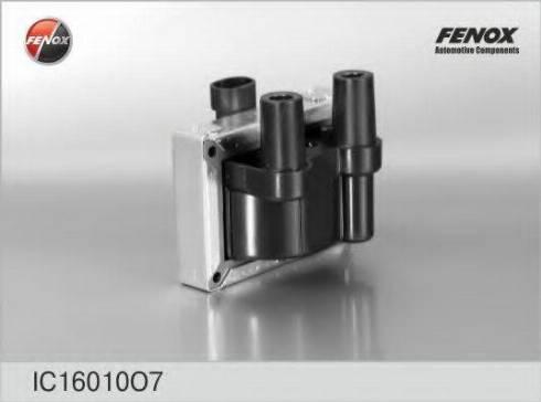 Fenox IC16010O7 - Катушка зажигания autodif.ru