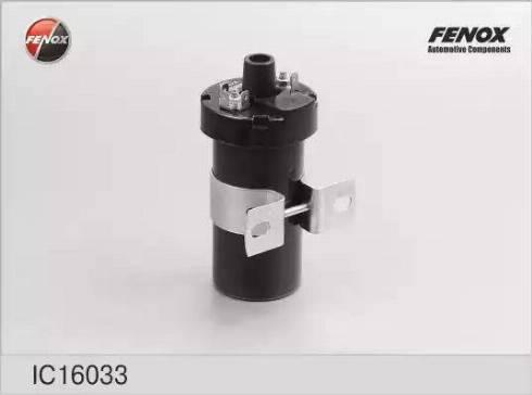 Fenox IC16033 - Катушка зажигания autodif.ru