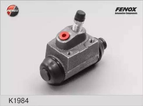 Fenox K1984 - Колесный тормозной цилиндр autodif.ru