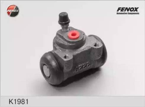 Fenox K1981 - Колесный тормозной цилиндр autodif.ru