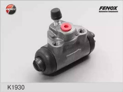 Fenox K1930 - Колесный тормозной цилиндр autodif.ru