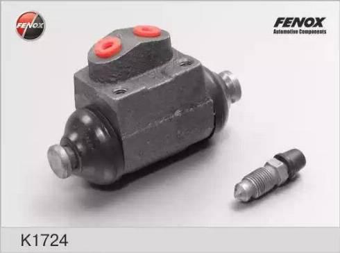 Fenox K1724 - Колесный тормозной цилиндр autodif.ru