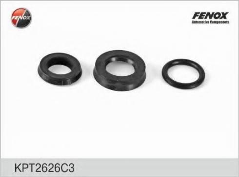 Fenox KPT2626C3 - Ремкомплект, главный тормозной цилиндр autodif.ru