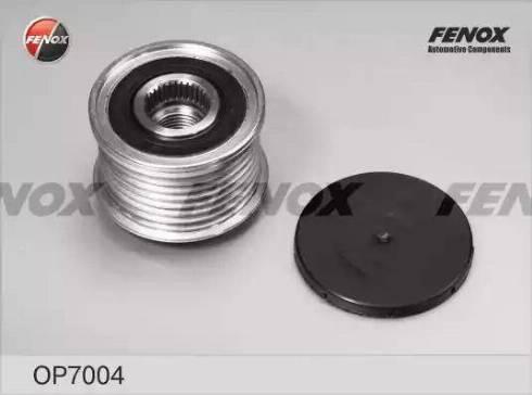 Fenox OP7004 - Механизм свободного хода генератора autodif.ru