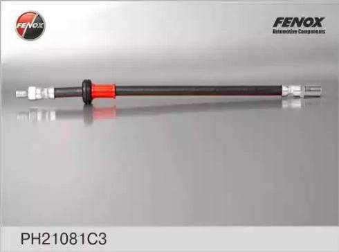 Fenox PH21081C3 - Тормозной шланг autodif.ru