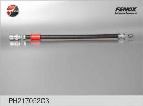 Fenox PH217052C3 - Тормозной шланг autodif.ru