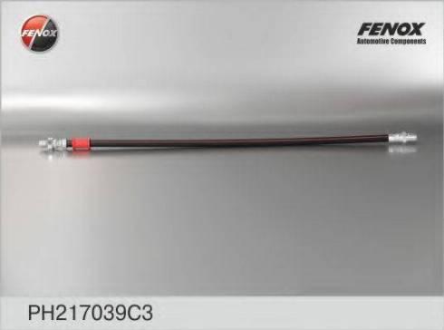 Fenox PH217039C3 - Тормозной шланг autodif.ru