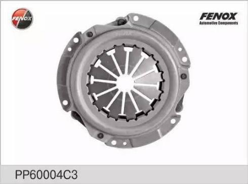 Fenox PP60004C3 - Нажимной диск сцепления autodif.ru