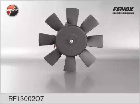 Fenox RF13002O7 - Вентилятор, охлаждение двигателя autodif.ru