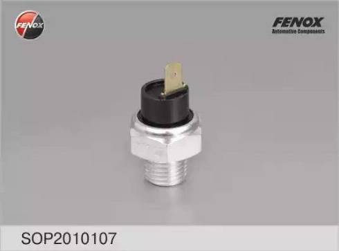 Fenox SOP20101O7 - Датчик давления масла autodif.ru