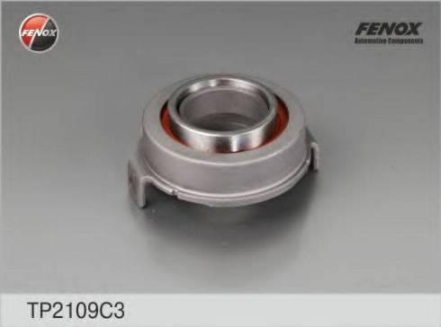Fenox TP2109C3 - Нажимной диск сцепления autodif.ru