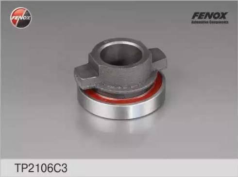 Fenox TP2106C3 - Нажимной диск сцепления autodif.ru