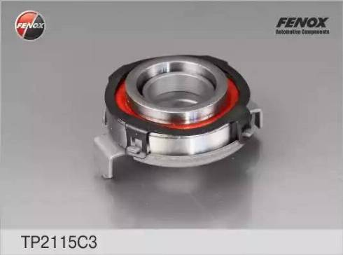 Fenox TP2115C3 - Нажимной диск сцепления autodif.ru