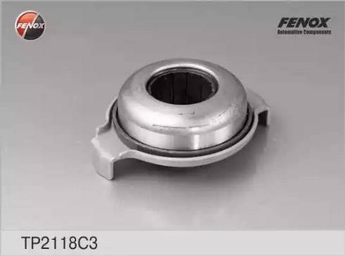 Fenox TP2118C3 - Нажимной диск сцепления autodif.ru