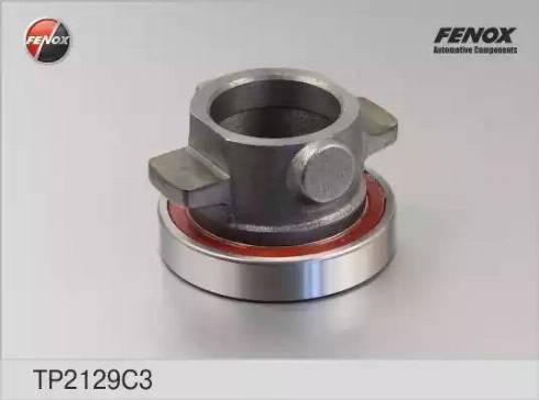 Fenox TP2129C3 - Нажимной диск сцепления autodif.ru