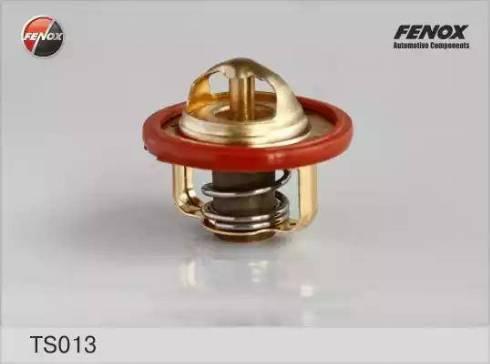 Fenox TS013 - Термостат, охлаждающая жидкость autodif.ru