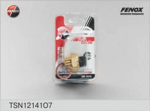Fenox TSN12141O7 - Термовыключатель, вентилятор радиатора autodif.ru