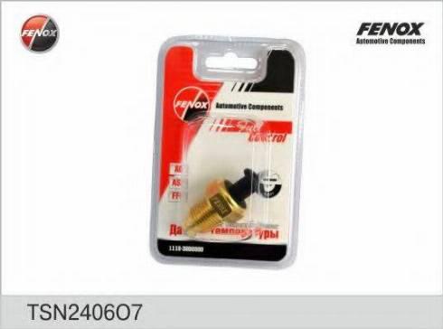 Fenox TSN2406O7 - Датчик, температура охлаждающей жидкости autodif.ru