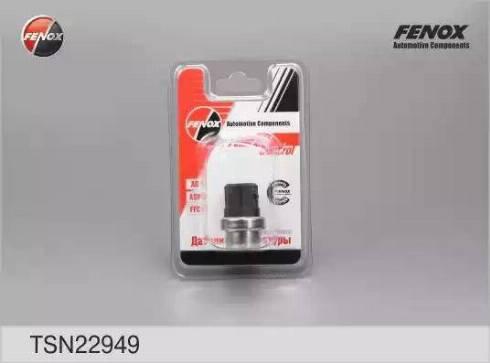 Fenox TSN22949 - Датчик, температура охлаждающей жидкости autodif.ru