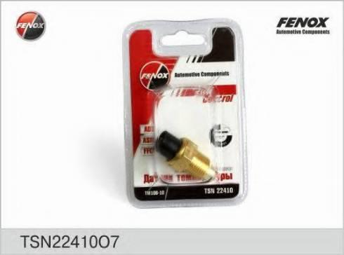 Fenox TSN22410O7 - Датчик, температура охлаждающей жидкости autodif.ru